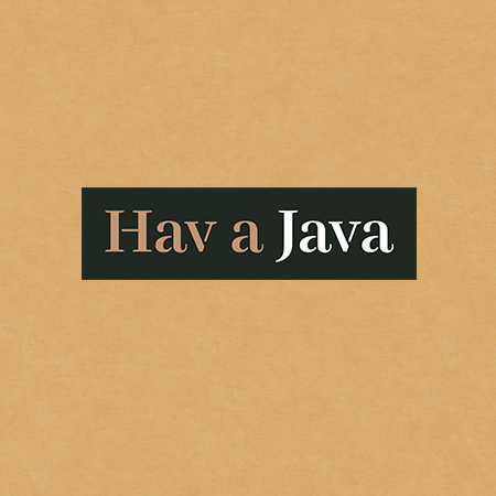 Hav a Java Derby